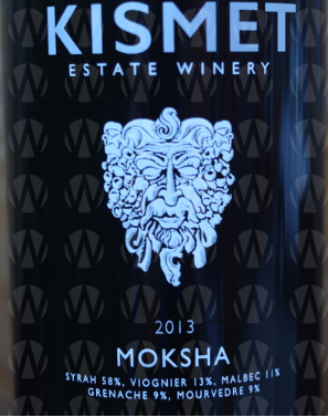 Kismet Estate Winery Moksha