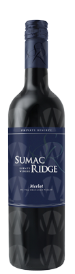 Sumac Ridge Estate Winery Merlot