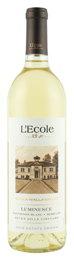 L'Ecole No 41 Luminesce, Estate Seven Hills Vineyard, Walla Walla Valley Bottle Preview