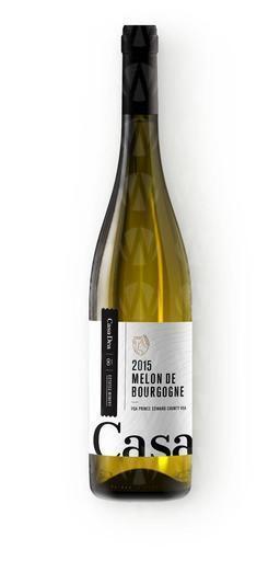 Casa-Dea Estates Winery Melon de Bourgnogne