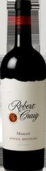 Robert Craig Winery Howell Mountain Merlot Bottle Preview