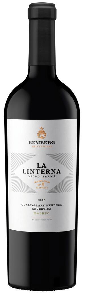 La Linterna Malbec Finca El Tomillo, Plot #5 Gualtallary Bottle