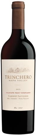 Trinchero Napa Valley Cloud's Nest Vineyard Cabernet Sauvignon Bottle Preview