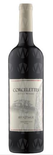 Corcelettes Estates Winery Meritage