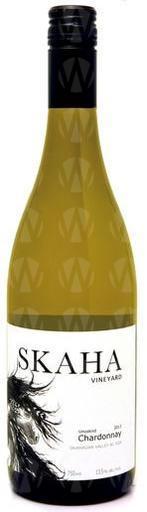 SKAHA Vineyard Unoaked Chardonnay