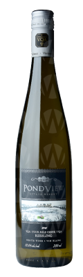 PondView Estate Winery Riesling