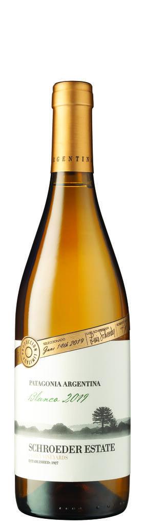 Bodega Familia Schroeder SCHROEDER ESTATE Blanco Bottle Preview