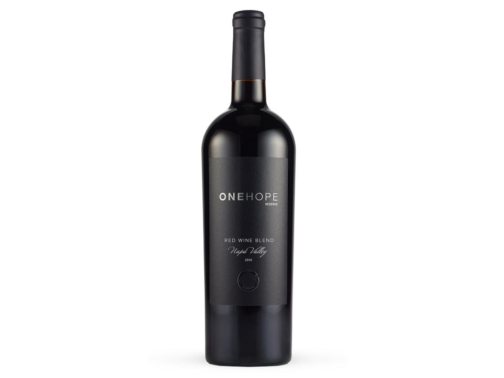 ONEHOPE Napa Valley Reserve Red Blend Bottle Preview
