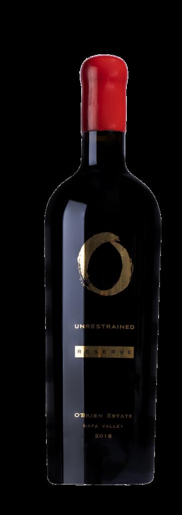 O'Brien Estate Unrestrained Reserve Bottle Preview