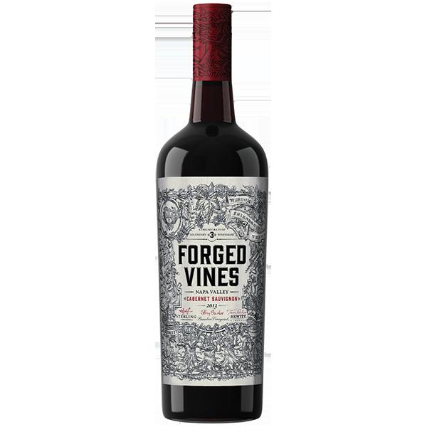 Beaulieu Vineyard Forged Vines Cabernet Sauvignon Bottle Preview