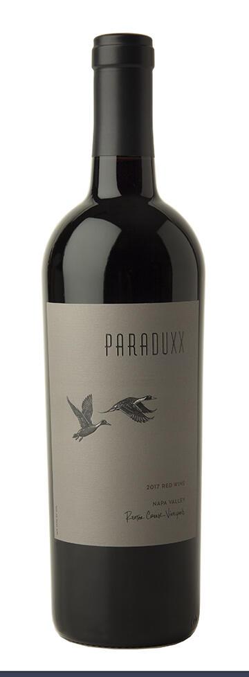 Napa Valley Red Wine Rector Creek Vineyard Bottle