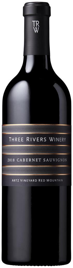 Three Rivers Winery Artz Vineyard Cabernet Sauvignon Bottle Preview