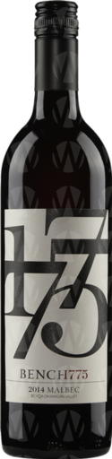 Bench 1775 Winery Malbec