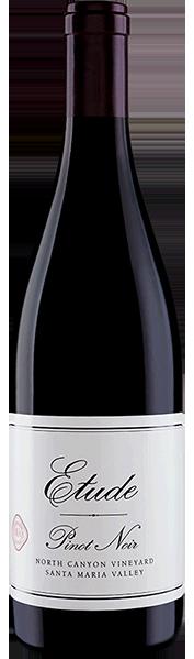 Etude North Canyon Vineyard Pinot Noir Santa Maria Valley Bottle Preview