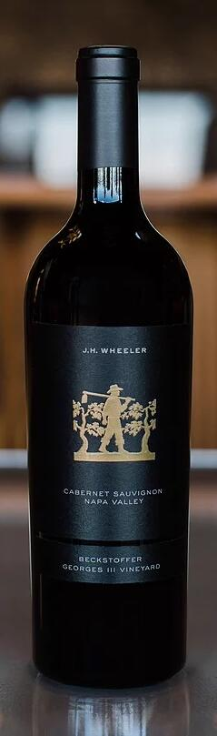 Wheeler Farms J.H. Wheeler Beckstoffer Georges III Vineyard Cabernet Sauvignon Bottle Preview