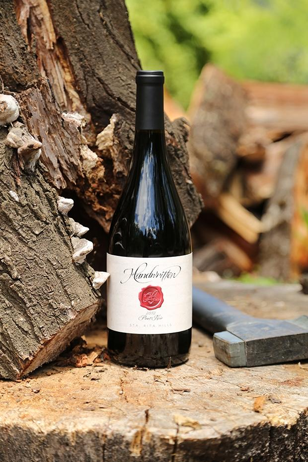 Pinot Noir Santa Rita Hills Bottle