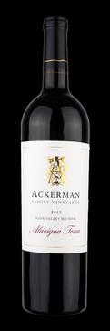Ackerman Family Vineyards Alavigna Tosca Bottle Preview
