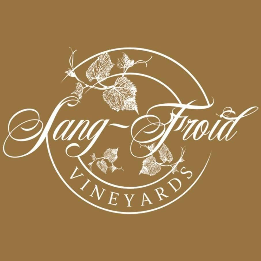 Sang-Froid Vineyards Logo
