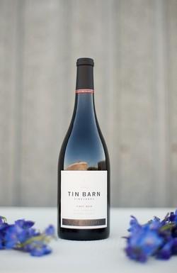 Tin Barn Vineyards Pinot Noir, Ricci Vineyard Bottle Preview