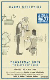 Domaine Le Grand Saint-Charles Frontenac Gris