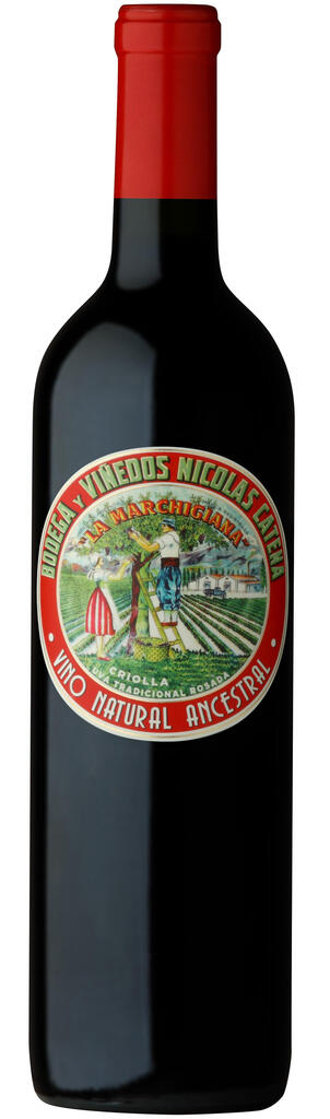 La Marchigiana Criolla Bottle