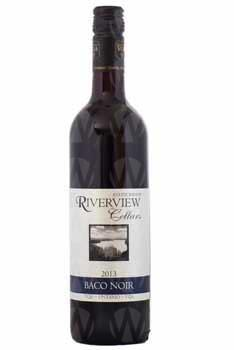 Riverview Cellars Estate Winery Baco Noir