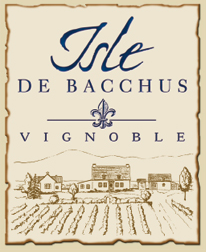 Vignoble Isle de Bacchus Logo