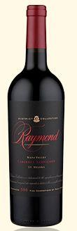 Raymond Vineyards St. Helena Cabernet Sauvignon Bottle Preview