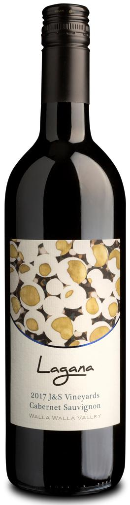 Lagana Cellars J&S Vineyards Cabernet Sauvignon Bottle Preview