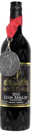 Sainte-Famille Wines Lèon Millot