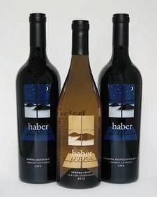 Haber Family Vineyards Diamond Mtn District Cabernet Sauvignon Bottle Preview