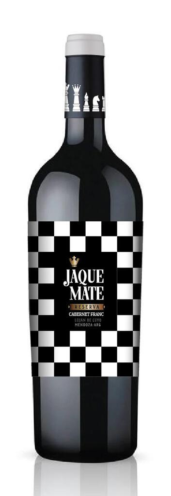 Bodegas y Viñedos Sanchez S.A. JAQUE MATE RESERVE CABERNET FRANC Bottle Preview