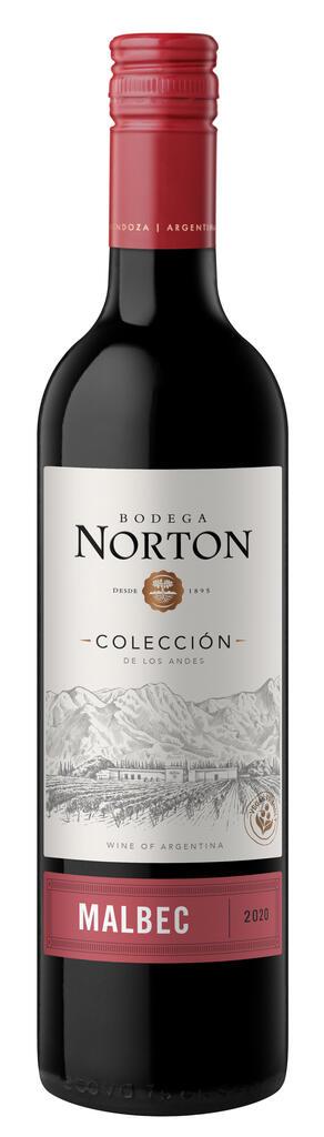Bodega Norton Norton Colección de los Andes Malbec Bottle Preview