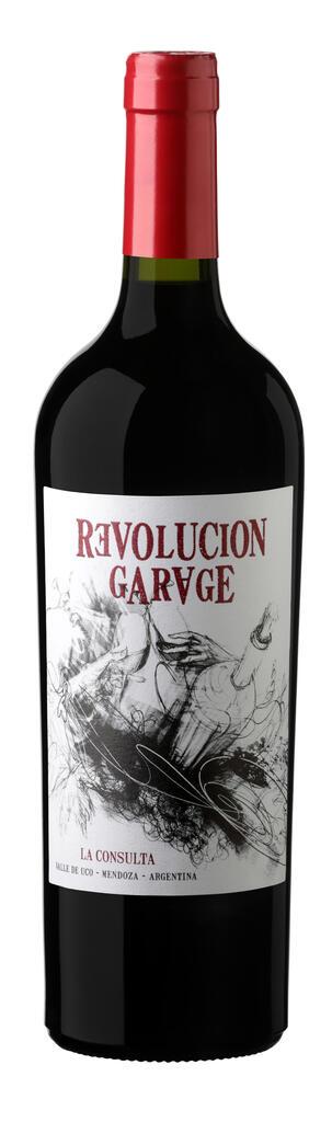 Leo Borsi Wines REVOLUCION GARAGE LA CONSULTA Bottle Preview