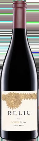 Relic Scarpa Syrah Bottle Preview