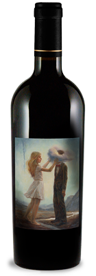 Behrens Family Winery Head in the Clouds Bottle Preview