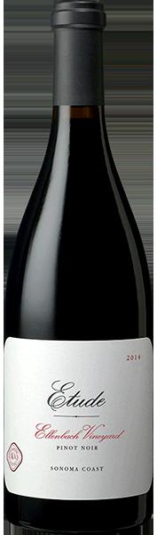Ellenbach Vineyard Pinot Noir Sonoma Coast Bottle