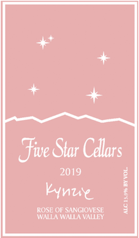Five Star Cellars Kynzie Bottle Preview