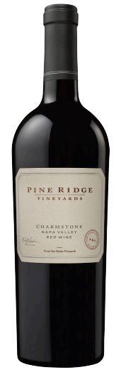 Pine Ridge Vineyards Charmstone Red Wine Bottle Preview