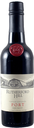 Rutherford Hill Winery Zinfandel Port Bottle Preview