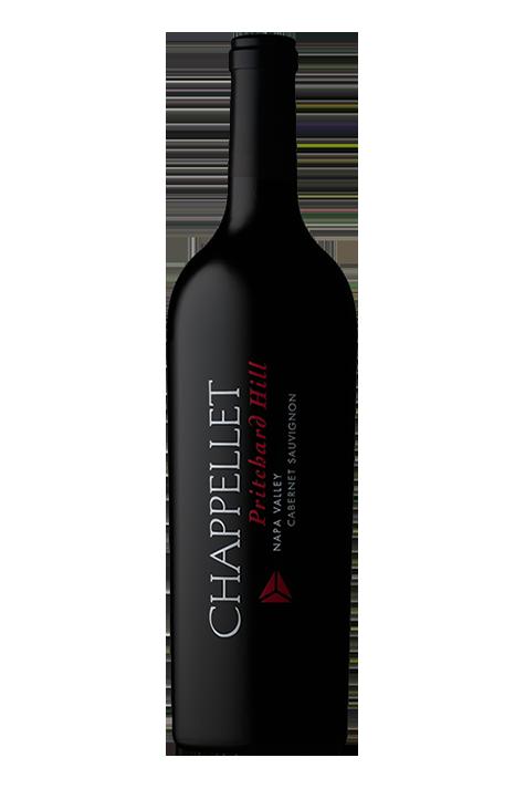 Pritchard Hill Cabernet Sauvignon Bottle