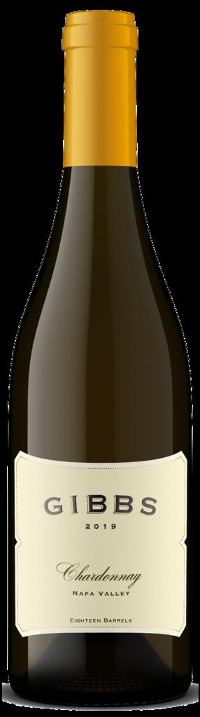 Gibbs Vineyards Napa Valley Chardonnay Bottle Preview