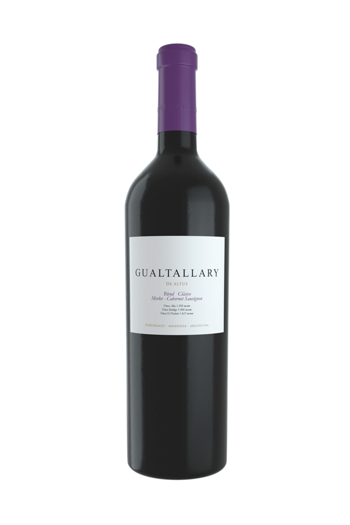 Gualtallary Wines Gualtallary Blend Bottle Preview