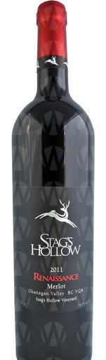 Stag's Hollow Winery & Vineyard Renaissance Merlot