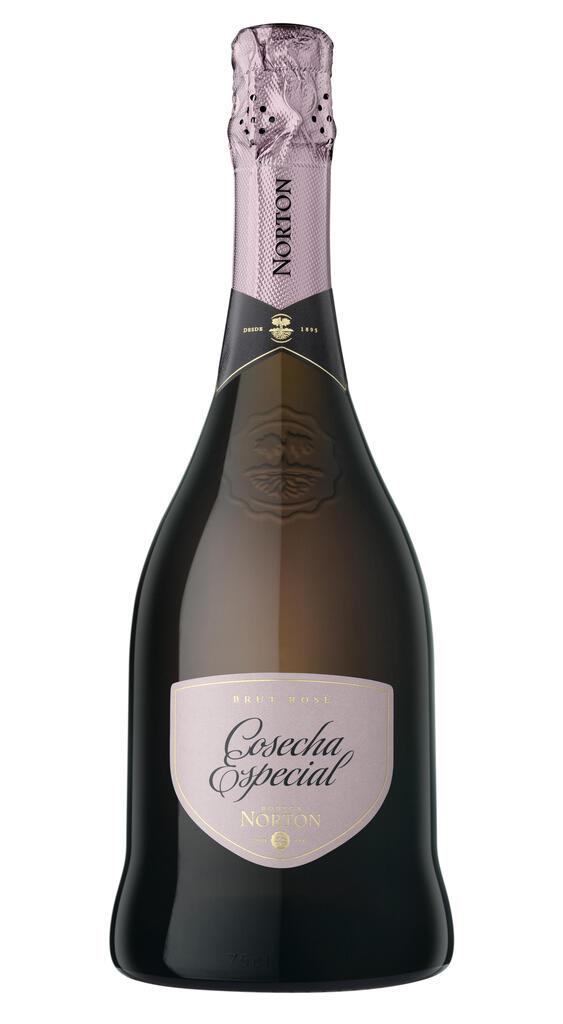 Bodega Norton Cosecha Especial Brut Rosé Bottle Preview