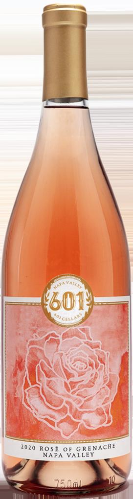 601 Cellars Rosé of Grenache Bottle Preview