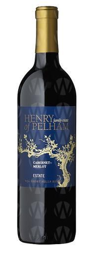 Henry of Pelham Family Estate Winery Cabernet-Merlot Estate