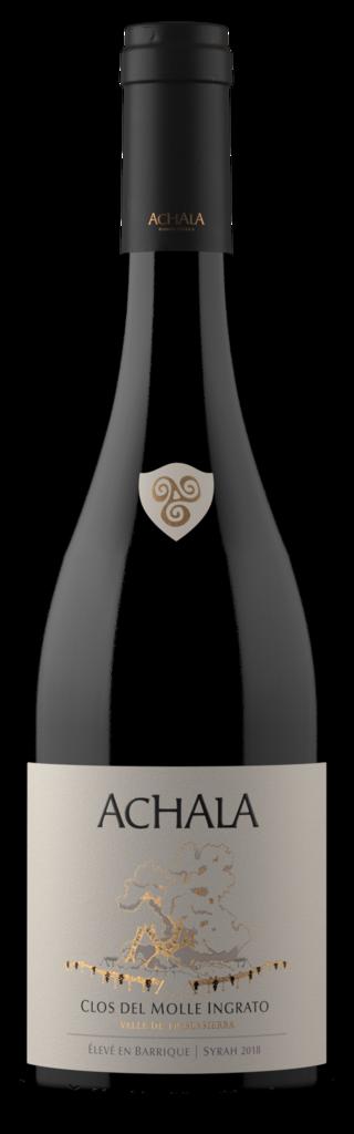 Achala Bodega Exótica CLOS DEL MOLLE INGRATO SYRAH Bottle Preview