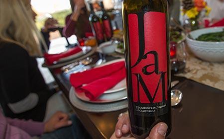 JaM Cellars JaM Cabernet Sauvignon Bottle Preview