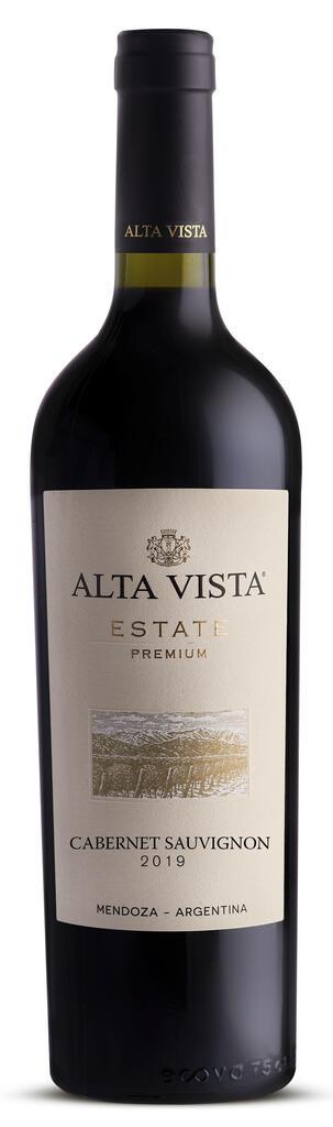 Alta Vista Wines Alta Vista Estate Premium Cabernet Sauvignon Bottle Preview